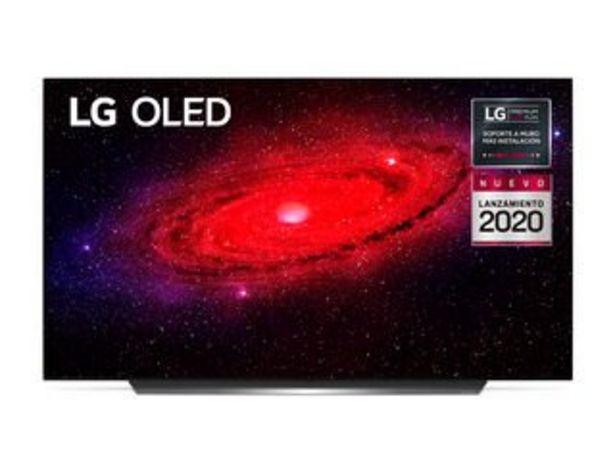 "Oferta de OLED Smart TV LG 65"" UHD 4K OLED65CXPSA por $1779990"