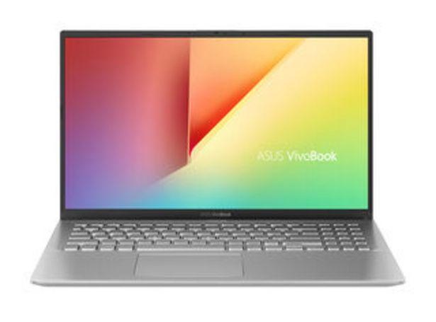 """Oferta de Notebook Asus VivoBook X512DA-EJ564T AMD R5 12GB RAM 512G SSD 15.6"""" por $579990"""