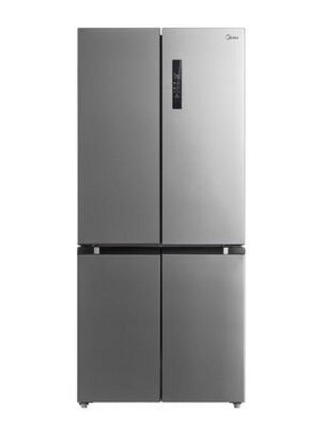 Oferta de Refrigerador T-Type Midea No Frost 468 Litros MRTT-4790S312FW por $679990