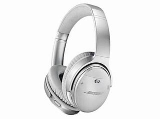 Oferta de Audífonos Inalámbricos Bose QuietComfort 35 II Silver por $309990