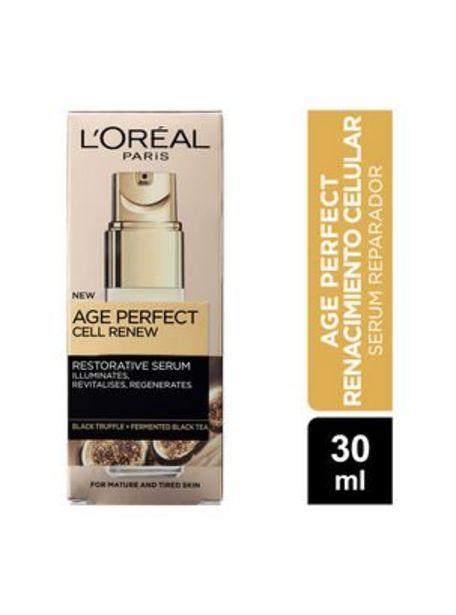 Oferta de Sérum Rostro Age Perfect Jalea Real L'Oréal por $11990