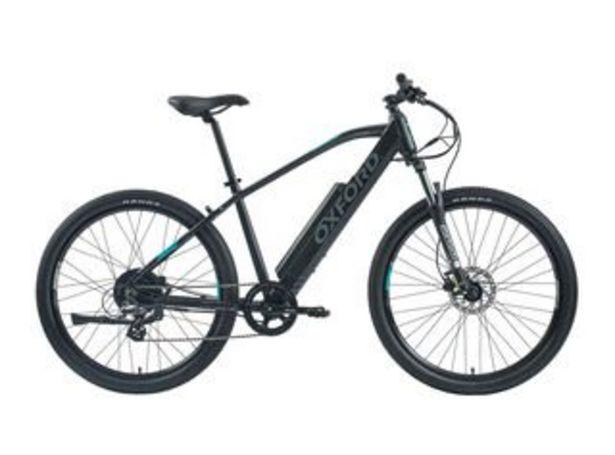 "Oferta de Bicicleta Eléctrica Oxford Hombre Aro 27.5"" Ezway por $999990"