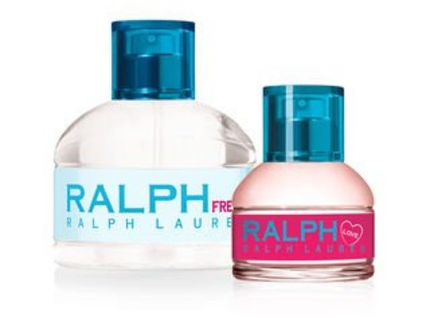 Oferta de Set Perfumes Ralph Lauren Fresh EDT 100 ml + Love 30 ml por $49990