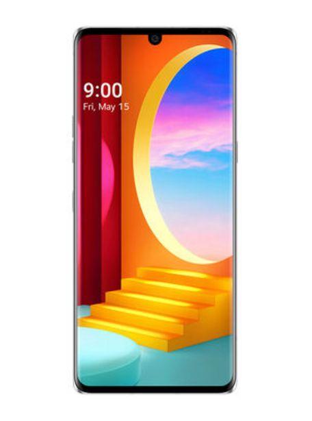 Oferta de Smartphone LG Velvet Plateado 128GB Liberado por $369990
