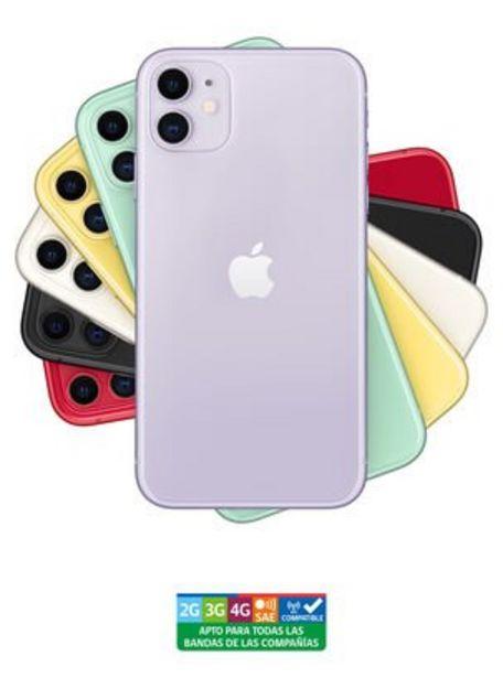 Oferta de IPhone 11 64GB Purple Liberado por $659990