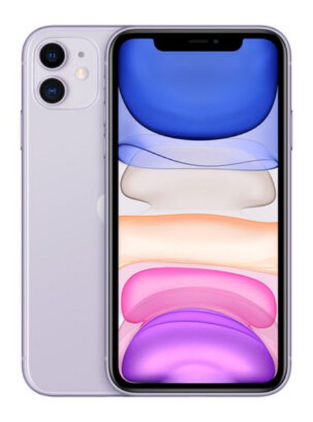Oferta de IPhone 11 64GB Purple Liberado por $629990