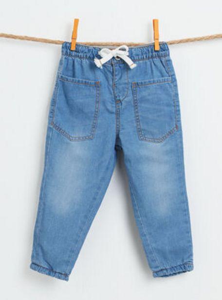 Oferta de Jeans Jogger Niño Denim Tribu por $5990