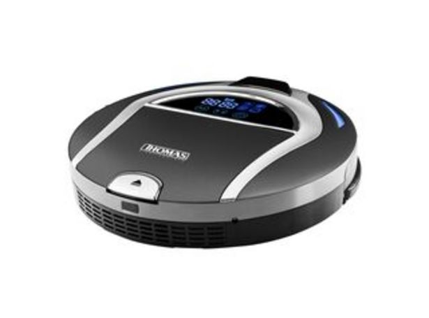 Oferta de Aspiradora Robot Thomas TH-1100SC Smart Clean Grafito por $169990