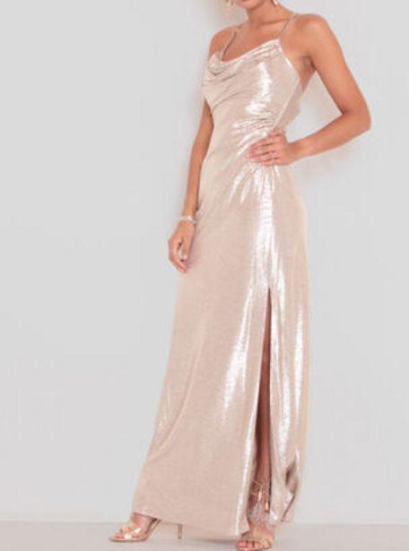 Oferta de Vestido Metalizado Wados por $59990