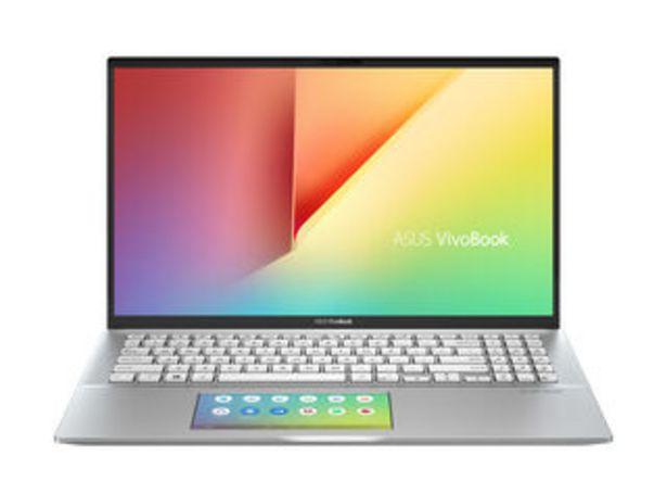 """Oferta de Notebook Productivo Asus VivoBook S532FL-BQ332T Intel Core i7 GeForce MX250 8GB 512GB SSD 15,6"""" por $899990"""
