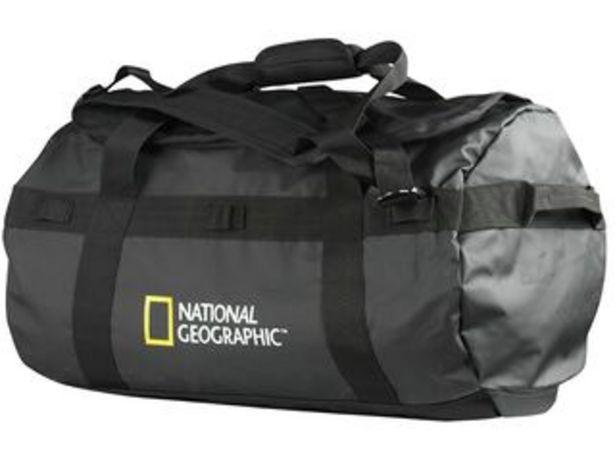 Oferta de Bolso Travel Duffle 80 lt Negro National Geographic por $45990