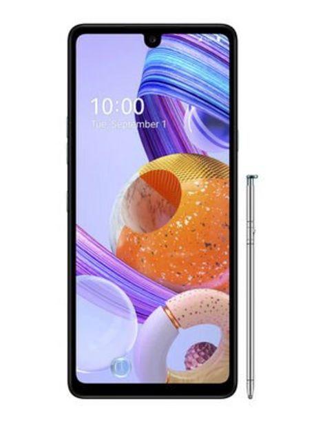 Oferta de Smartphone LG K71 128GB Holo Titan Liberado por $199990