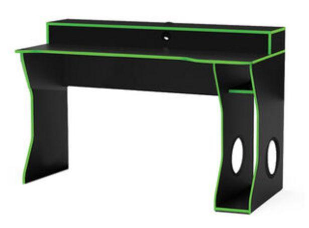 Oferta de Escritorio Gamer Snake Negro Favatex por $109990