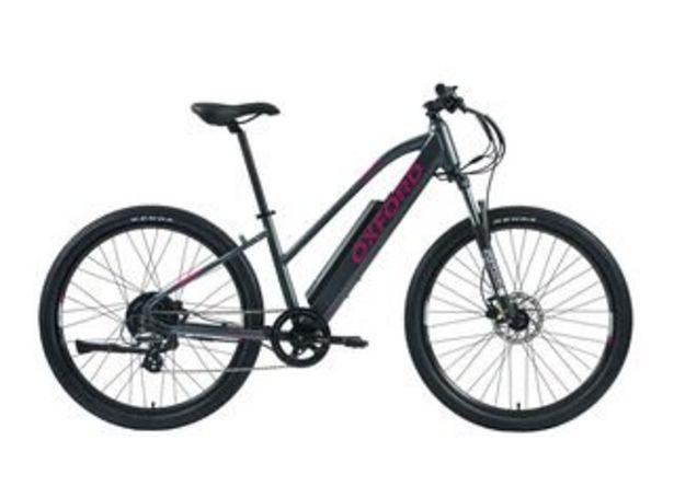 Oferta de Bicicleta Eléctrica Oxford Mujer Ezway por $999990