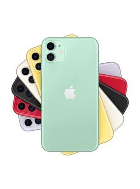 Oferta de IPhone 11 64GB Green Liberado por $659990