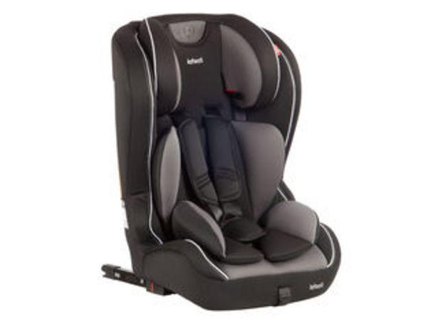 Oferta de Silla de Auto Butaca Jet Isofix Grey Infanti por $101990