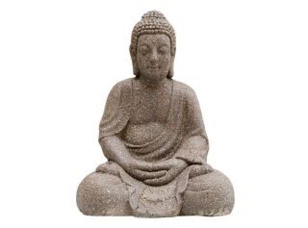 Oferta de Adorno Buddha Sarah Miller 31 x 23.5 x 42 cm por $20990