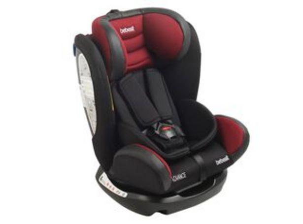 Oferta de Silla de Auto Advanced 906 Roja Bebesit por $89990