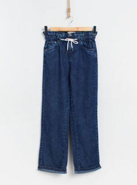 Oferta de Jeans Regular Niña Cordón Melt por $8790