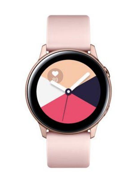 Oferta de Smartwatch Samsung Galaxy Active Rose Gold por $119990