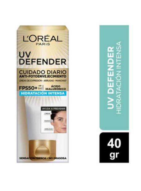 Oferta de Crema Diaria UV Defender FPS 50 Hidratación Intensa Dermo Expertise por $7190