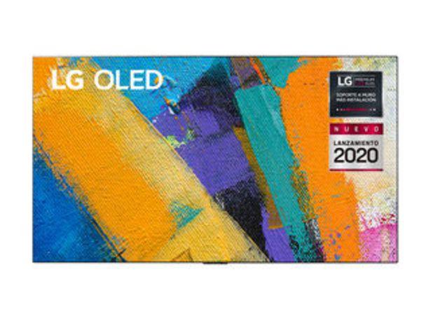 "Ofertas de OLED Smart TV LG 77"" 4K UHD OLED77GXPSA por $4099990"