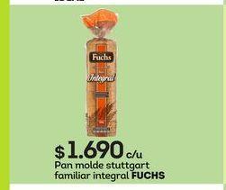 Oferta de Pan de molde Fuchs por $1690