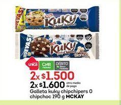 Oferta de Galletas Mc Kay por $1500