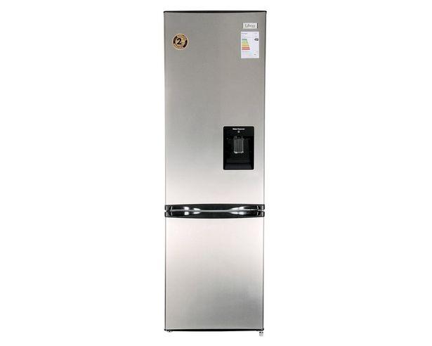 Oferta de Refrigerador frío directo 244 litros LRB-270IW inox Libero                                                                      por $269990