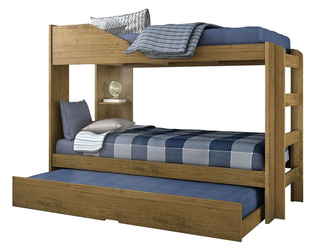 Ofertas de Camarote + cama auxiliar 1 plaza Indy carvalho Altavision                                                                        por $129990