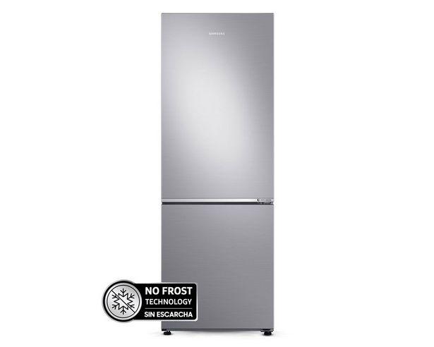 Oferta de Refrigerador no frost 290 litros RB30N4020S8/ZS inox Samsung                                                                     por $419990