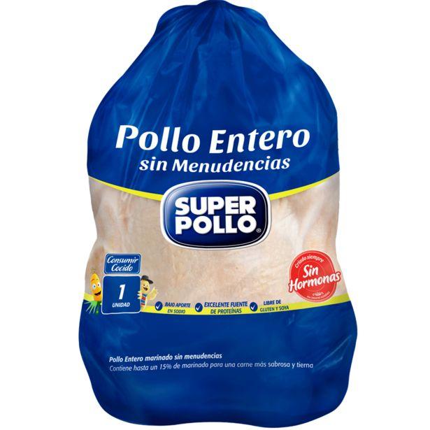 Oferta de Pollo entero fresco Super Pollo por $2190