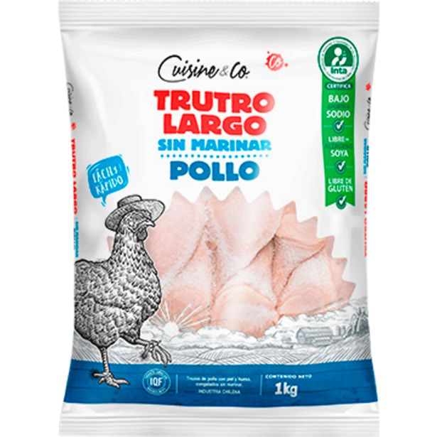 Oferta de Trutro largo de pollo 1 kg por $3352
