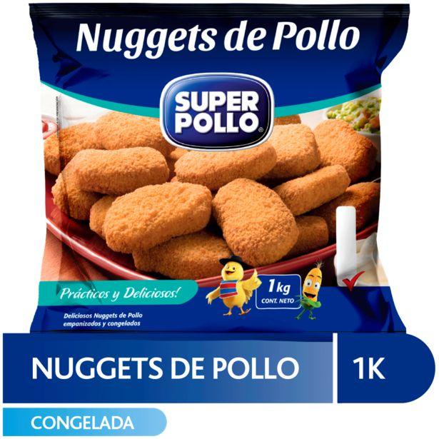 Oferta de Nuggets de pollo bolsa 1 kg por $3412