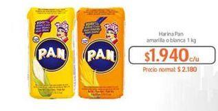 Oferta de Harina Pan por $1940