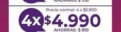 Oferta de Empanada por $4990