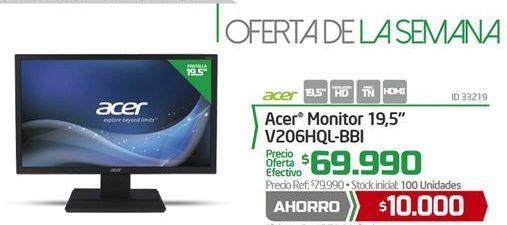 Oferta de Monitor Acer por $69990