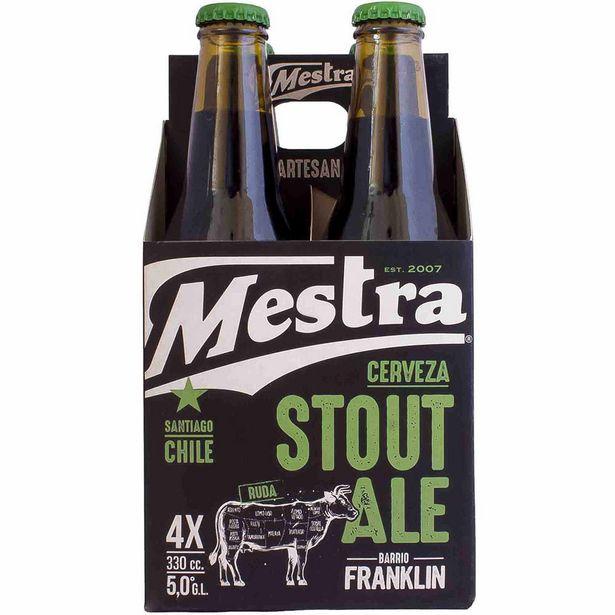 Oferta de Pack Cerveza Stout por $4790