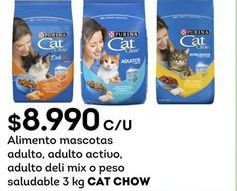 Oferta de Alimento para animales CAT CHOW por $8990