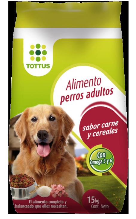 Oferta de Alimento para perro adulto carne y cereales 15 kg por $13590
