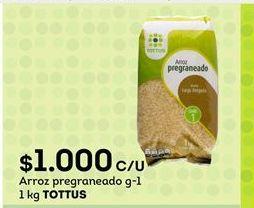 Oferta de Arroz Tottus por $1000