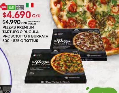 Oferta de Pizza Tottus por $4690