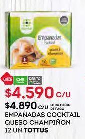 Oferta de Empanada Tottus por $4590