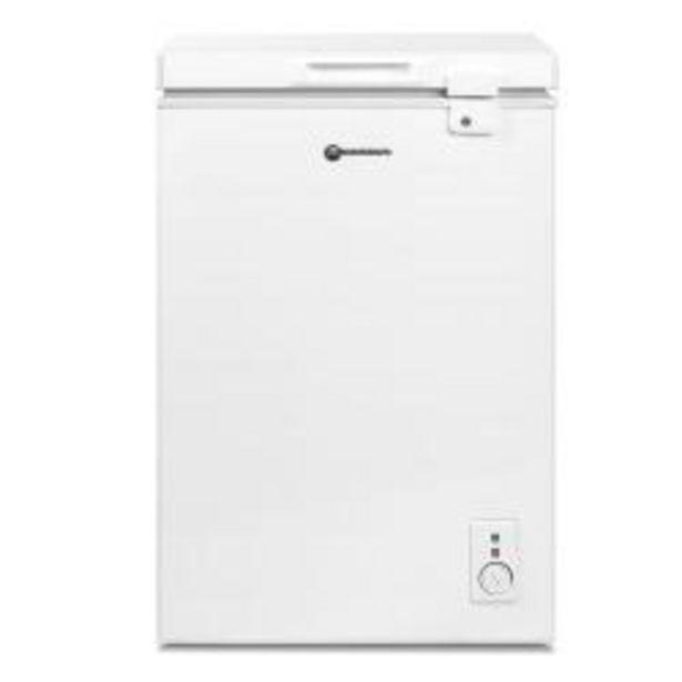 Oferta de Freezer Mademsa Horizontal 99 Litros M100 por $169990