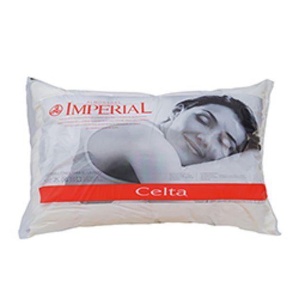 Oferta de Pack Almohadas Celta Imperial Soft 50x70 cm por $13990