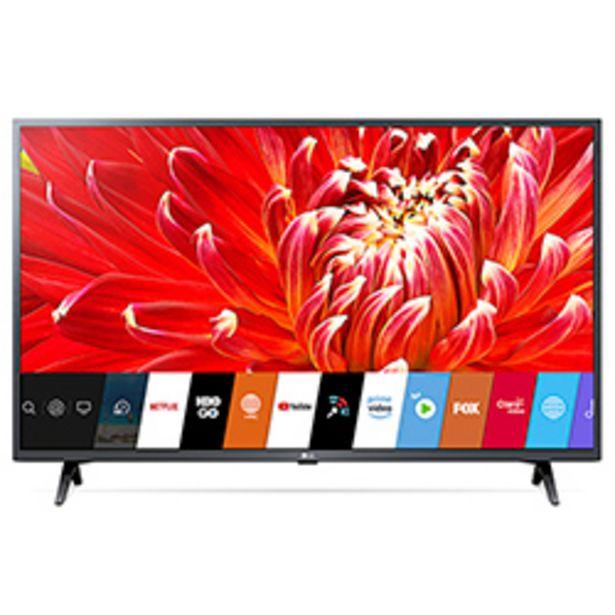 """Oferta de Led LG 43"""" Full HD Smart TV 43LM6300PSB por $329990"""