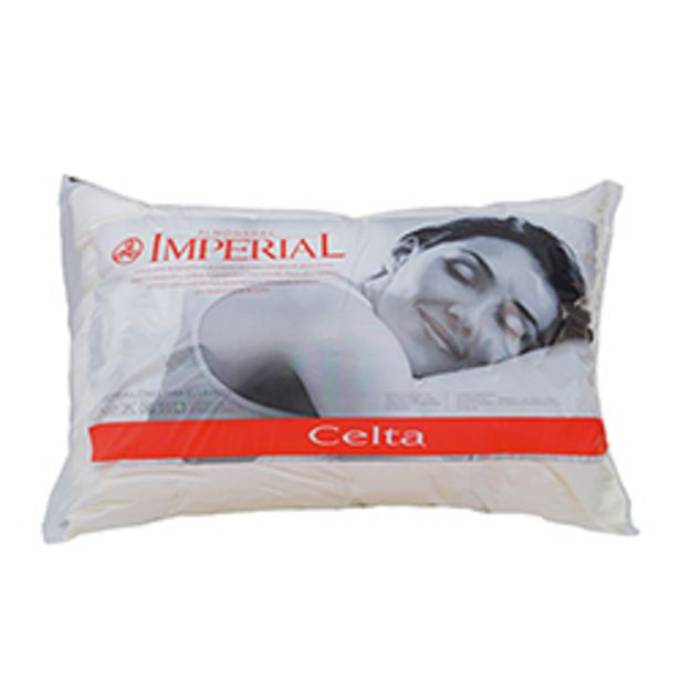 Oferta de Pack Almohadas Celta Imperial Soft 45x65 cm por $12990