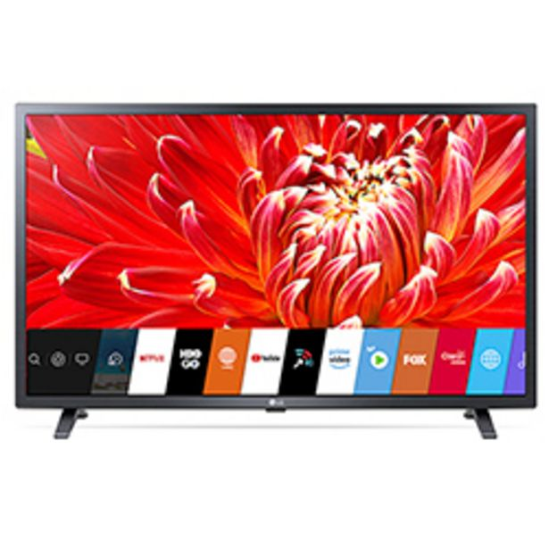 "Oferta de Led LG 32"" HD Smart TV 32LM630BPSB por $219990"