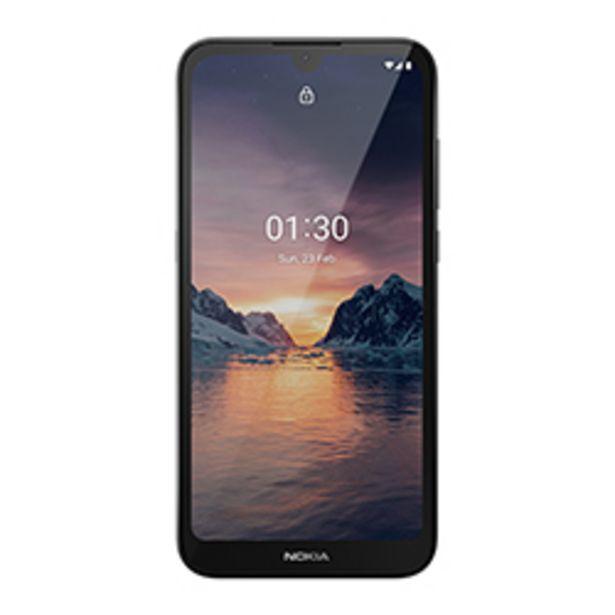 Oferta de Celular Nokia 1.3 16GB Negro Wom por $89990