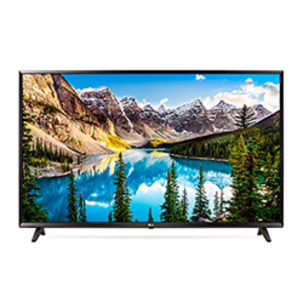 "Oferta de Led LG 49"" UHD Smart TV 49UJ6300 por $359990"